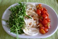 Ricette cucina facili: insalata tricolore