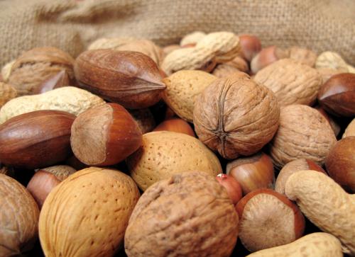 Frutta Secca Colesterolo